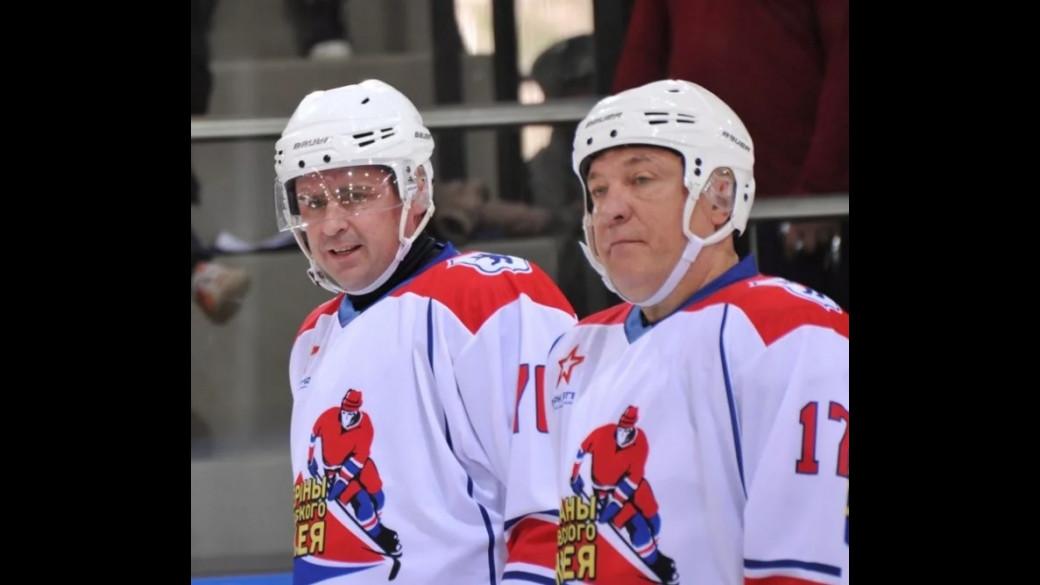 В Ярославле в понедельник отмечают 70-летие хоккея в регионе