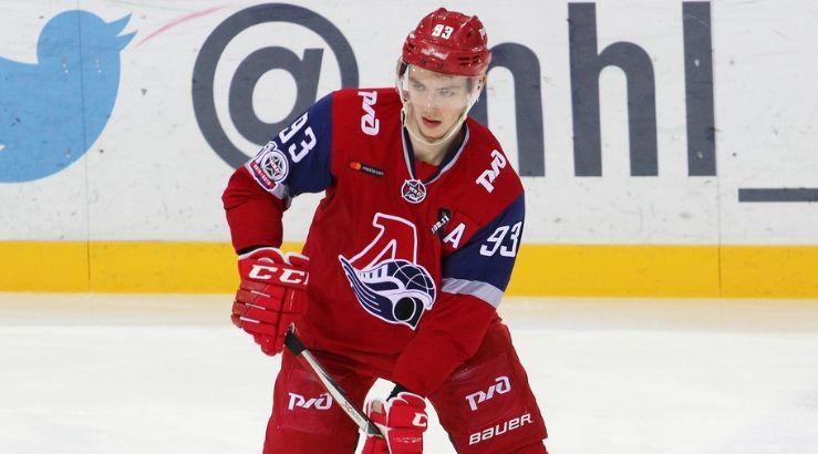 КХЛ признала молодого защитника «Локомотива» лучшим новичком второго раунда плей-офф