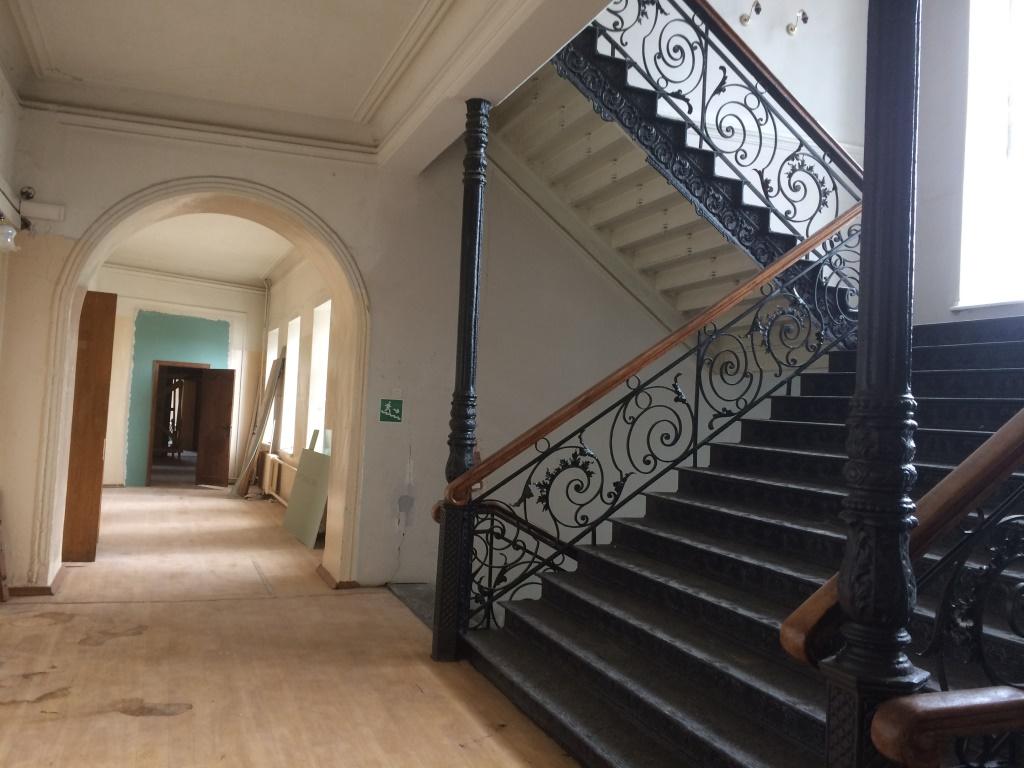 В Ярославле с молотка ушло здание бывшей гостиницы «Царьград»