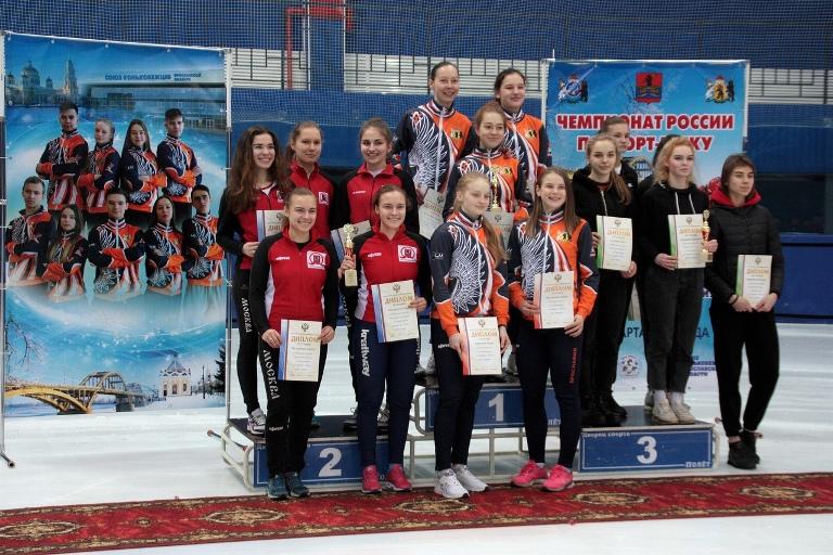 Рыбинцы заняли шесть призовых мест на домашнем чемпионате России по шорт-треку