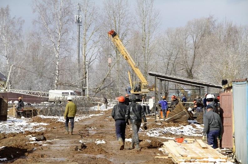 Новую школу в Рыбинске обещают сдать к осени 2020 года