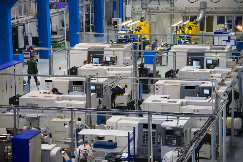 Ярославская область вышла на пятое место в России по индексу промышленного производства