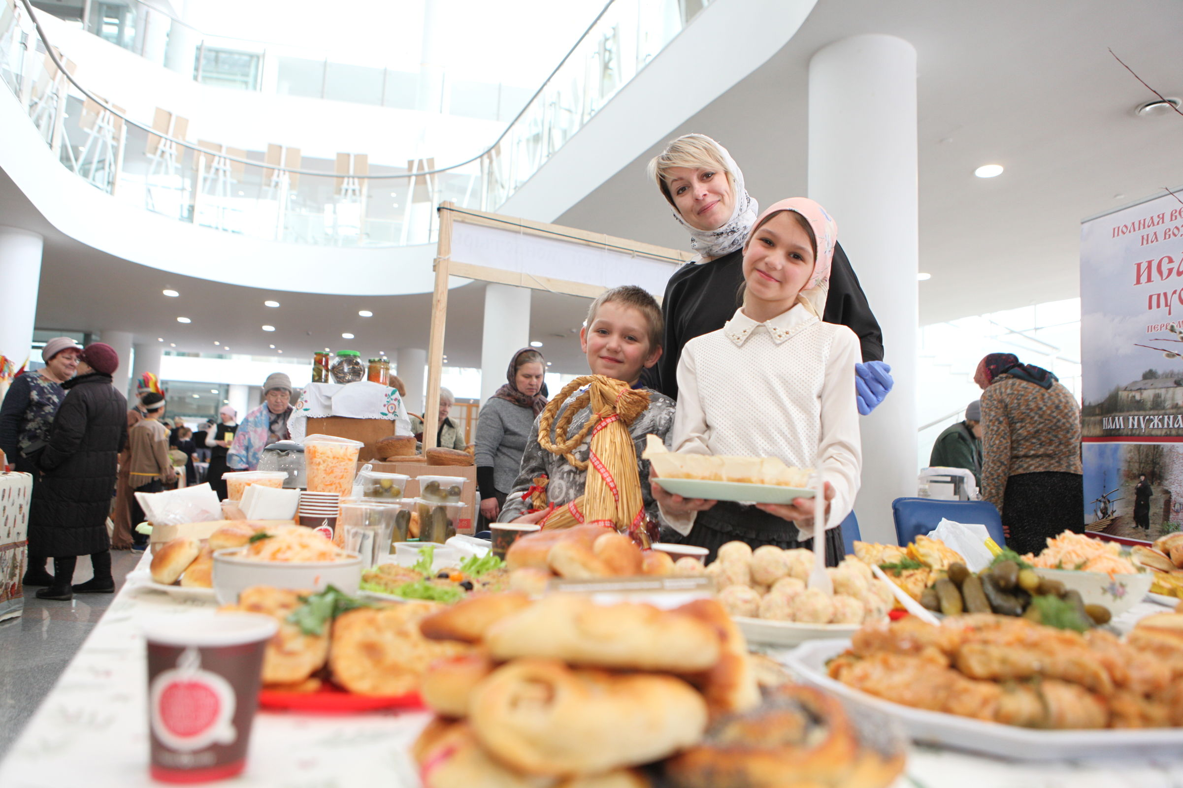 Центральным продуктом областного фестиваля постной кухни стал картофель: фоторепортаж