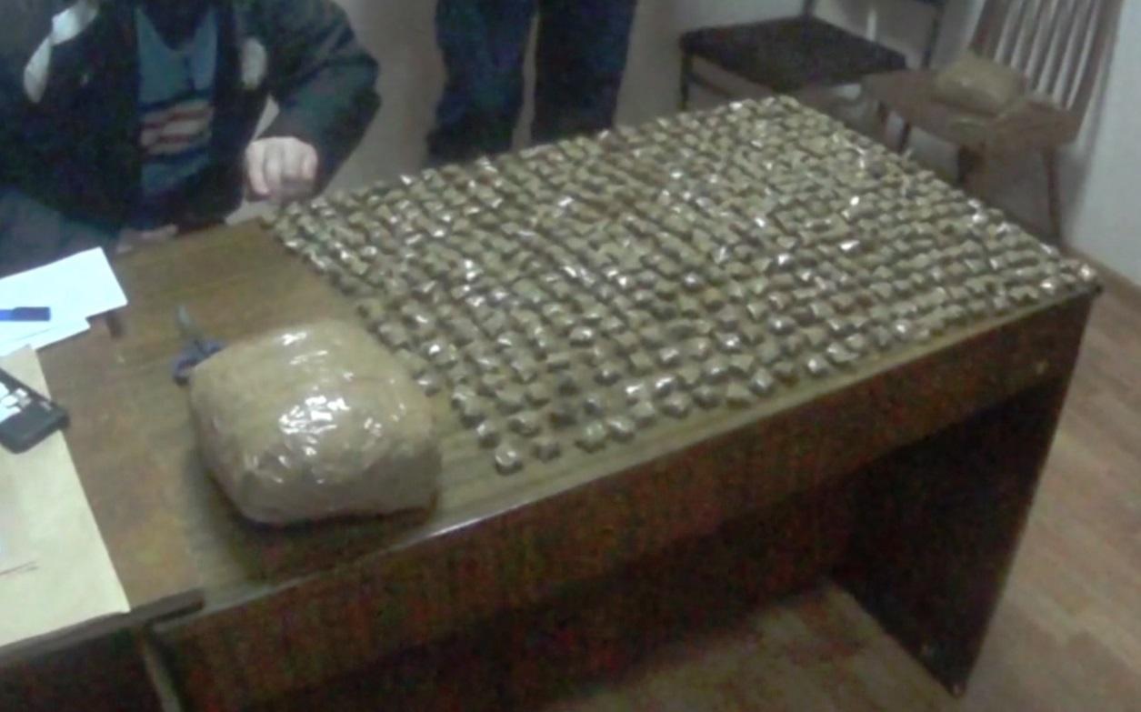 В Ярославле изъяли 2,5 килограмма героина