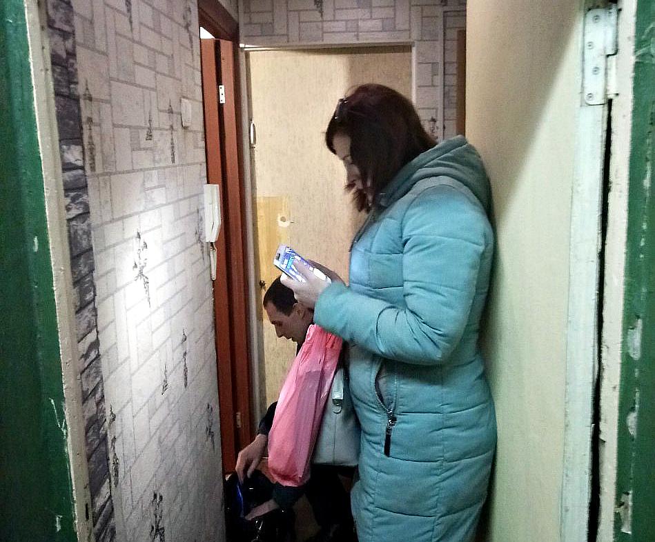 В Ярославле судебные приставы насильно выселили женщину из комнаты