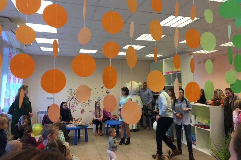 Победительница проекта «Мама-предприниматель» открыла студию раннего развития