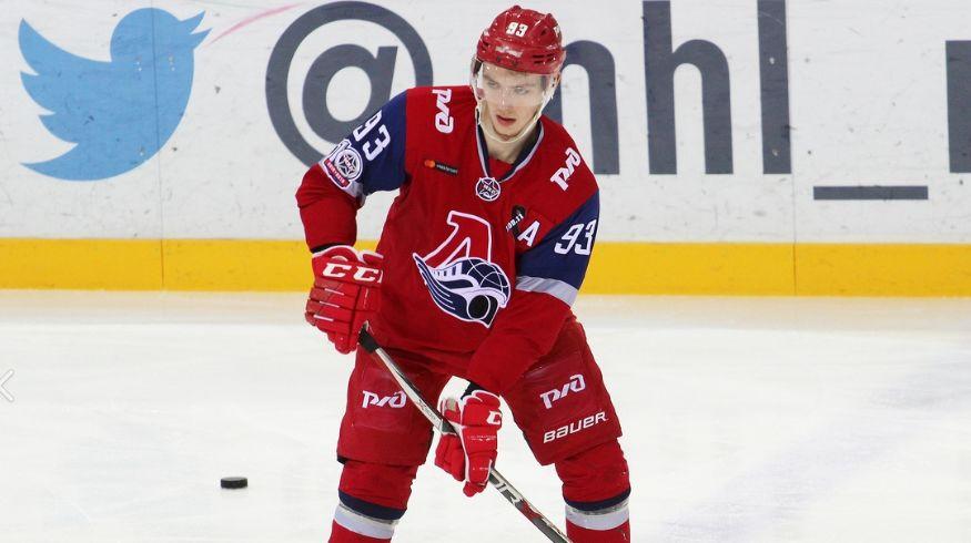 Защитник «Локомотива» Мисюль стал лучшим новичком марта в КХЛ