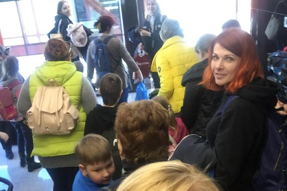 Ярославские дети, больные ДЦП, отправились на отдых и лечение в Крым