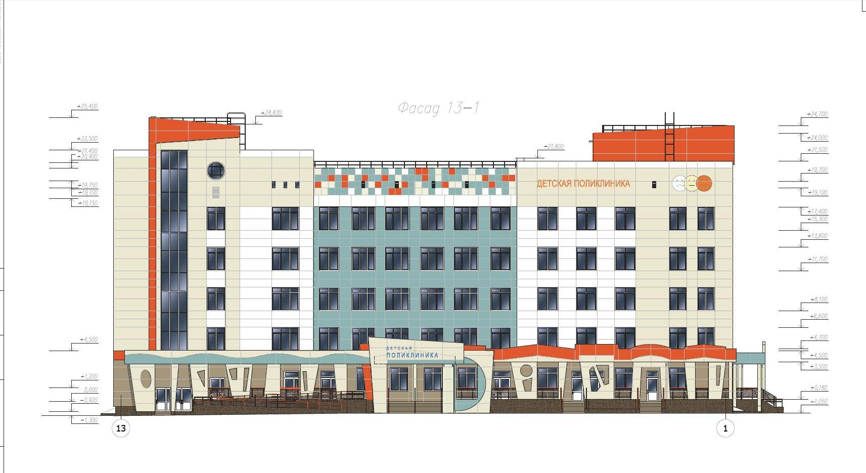 Готова проектно-сметная документация на строительство детской поликлиники во Фрунзенском районе Ярославля