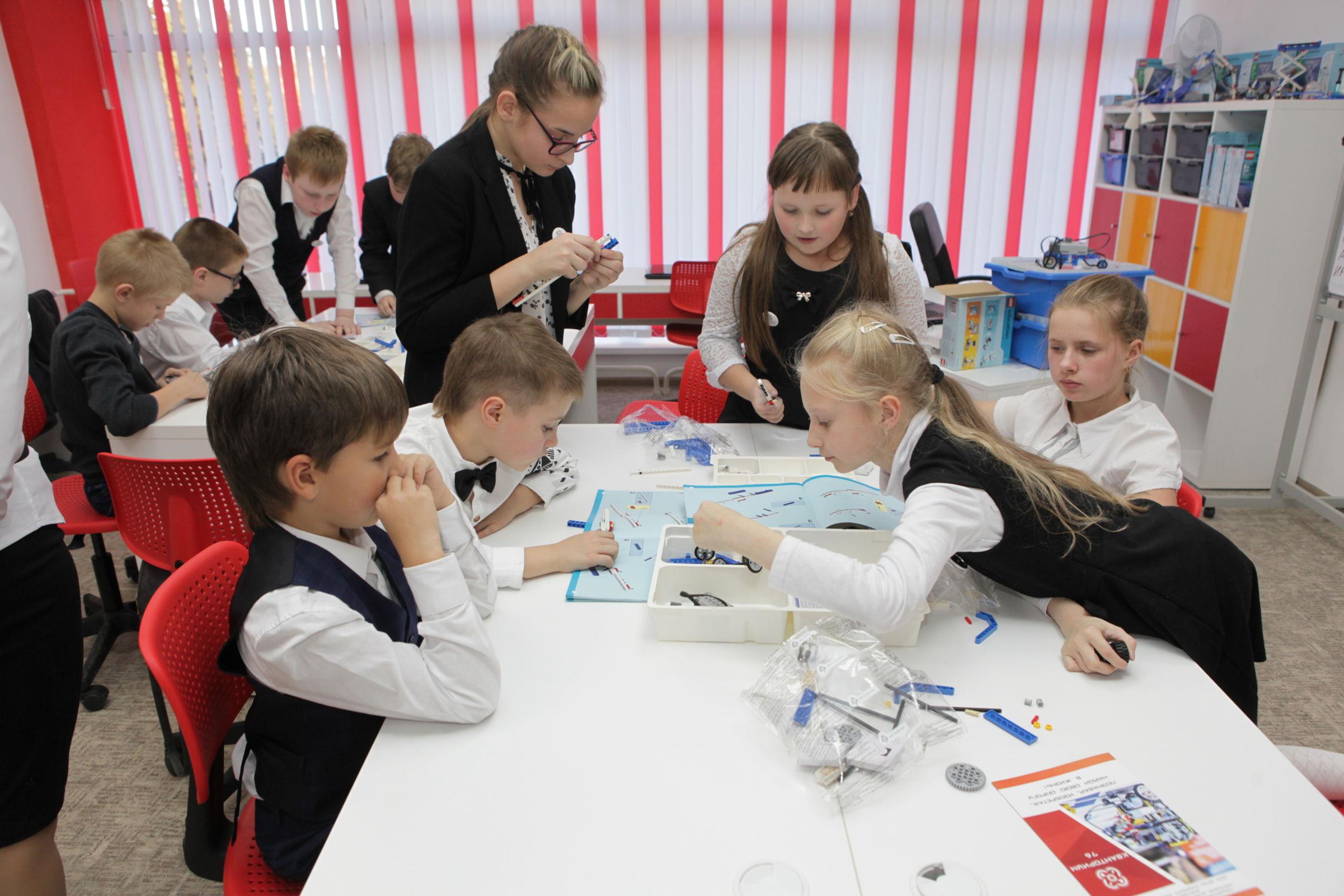 Детский технопарк в Ярославле планируют открыть к новому учебному году