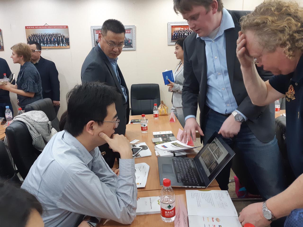 Предприятия Ярославской области будут экспортировать продукты в Китай