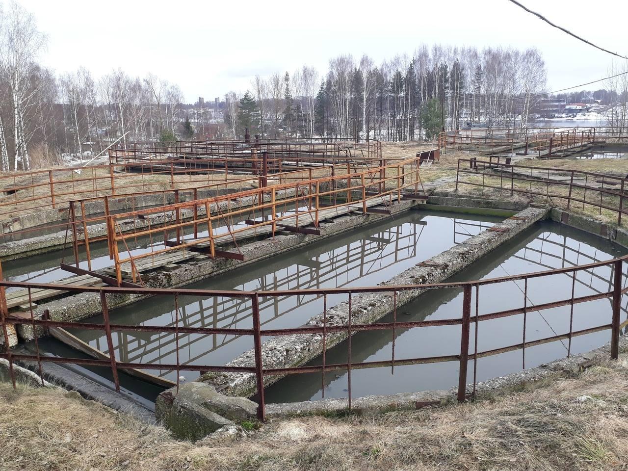 Модернизацию очистных сооружений завершили в Рыбинске