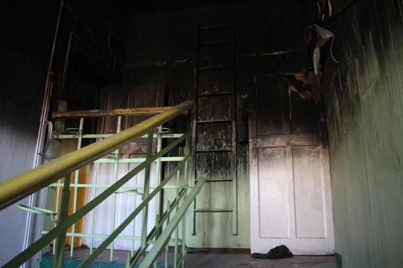 Из-за пожара детский сад в Рыбинске временно закрыли