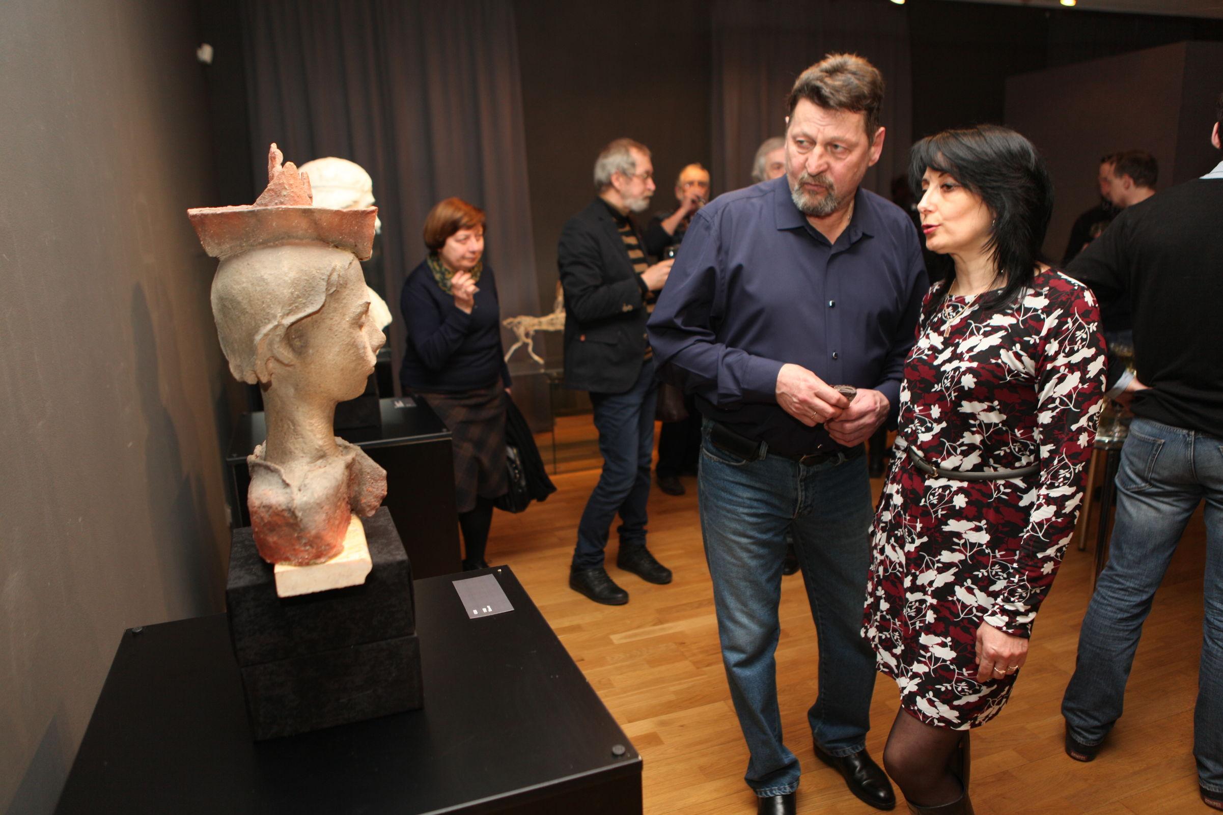 И вечная Весна! Ярославцев покорили работы Елены Пасхиной на фестивале ART NON-STOP