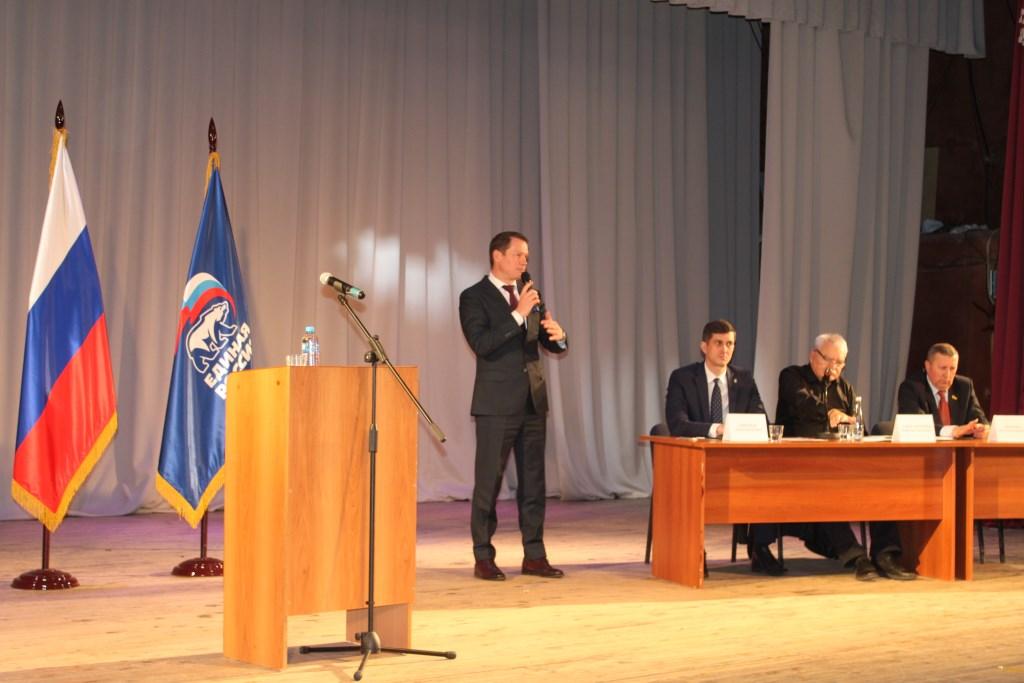 Члены фракции «Единая Россия» высказались за сохранение идентичности и самостоятельности театра имени Волкова