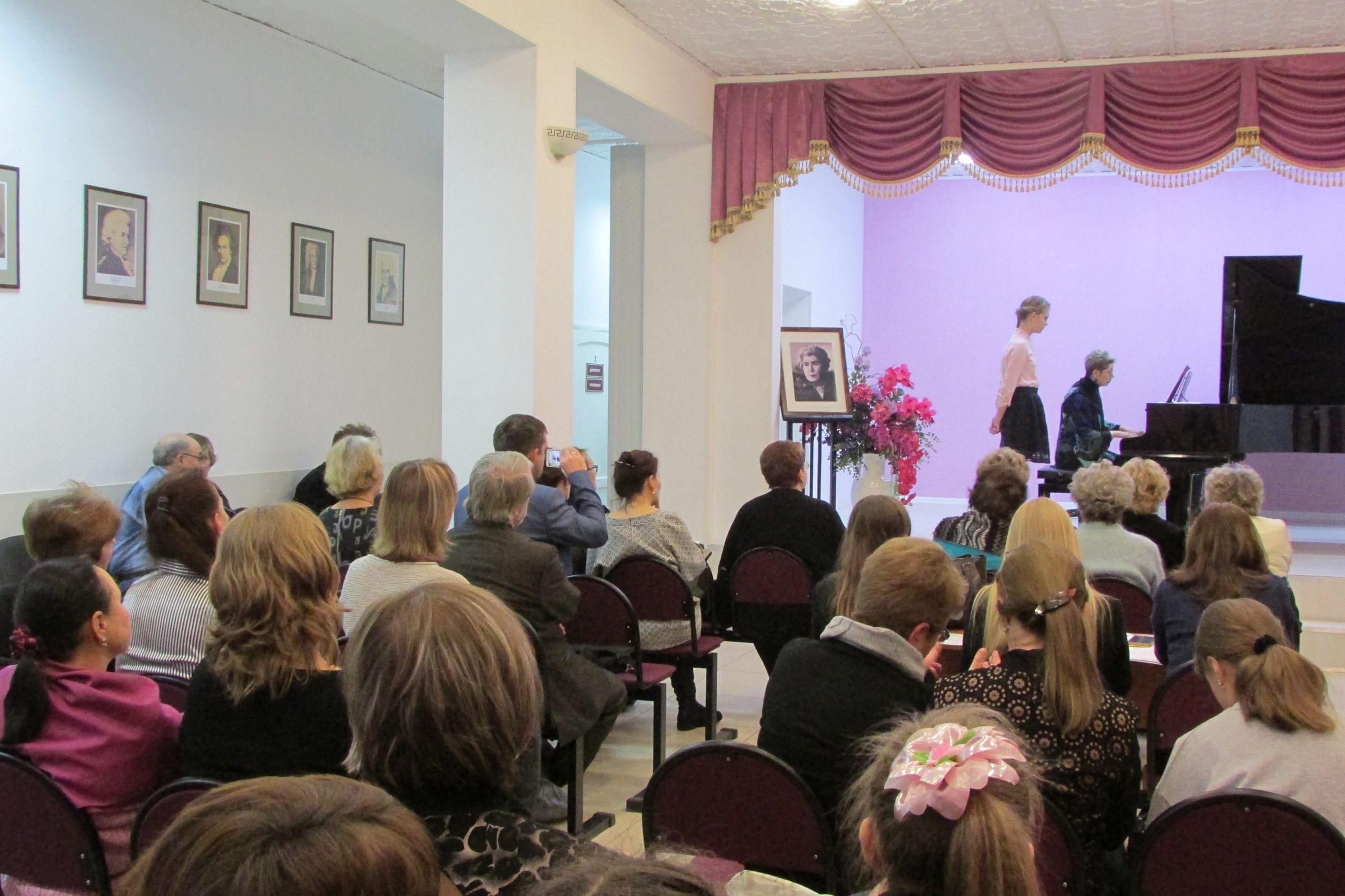 Рыбинская детская музыкальная школа готовится отметить вековой юбилей