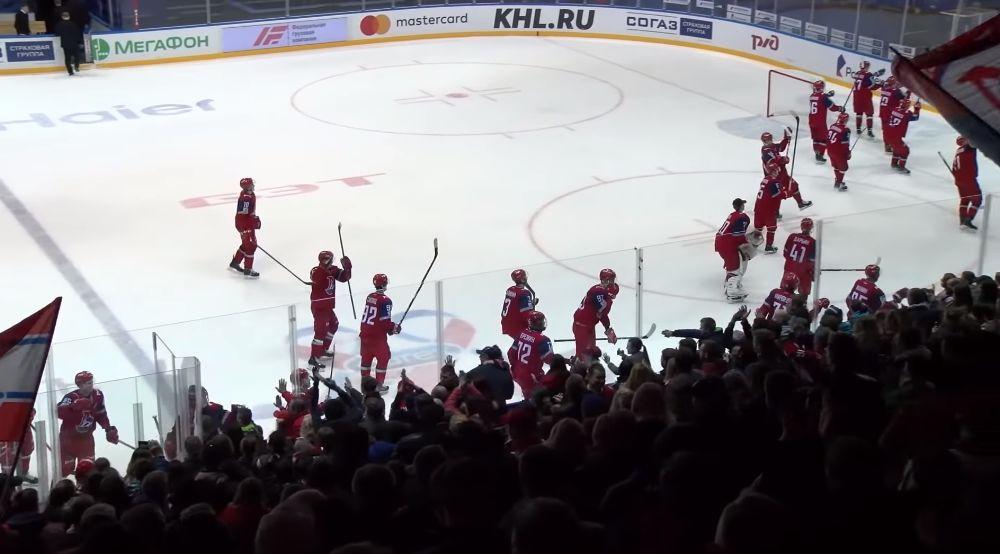 «Локо» в третий раз за четыре сезона вышел в финал Кубка Харламова