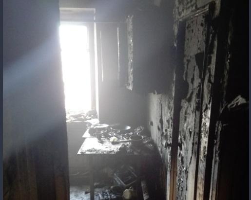 Трех человек спасли в трех пожарах в Ярославле