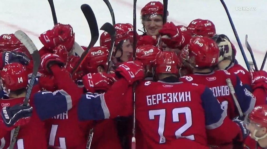«Локо» сыграет с «Авто» в финале Кубка Харламова