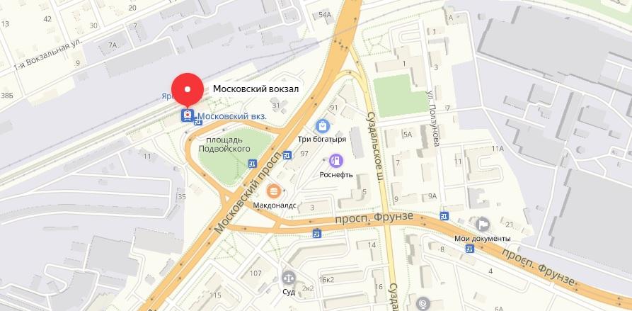 В Ярославль прибудет эшелон с трофейной боевой техникой