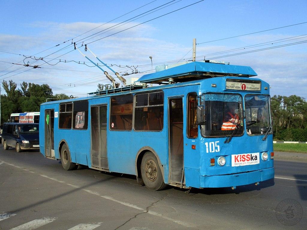 По улицам Рыбинска будет курсировать троллейбус Победы