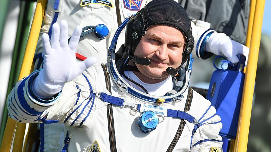 Жители Ярославской области могут отправить видеопривет рыбинскому космонавту Алексею Овчинину