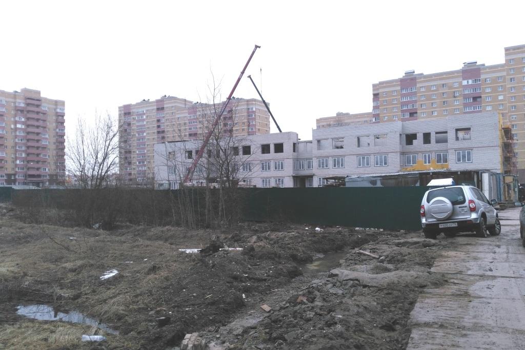 Детский сад в Дзержинском районе Ярославля планируют достроить к 1 сентября