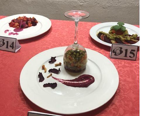 Фестиваль «Постная кухня» прошел в Ярославском колледже индустрии питания