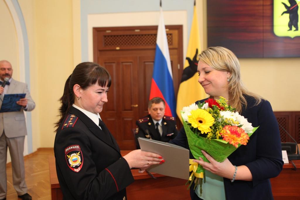 Награждены ярославцы, внесшие вклад в успешный перевод региона на цифровое эфирное телевещание