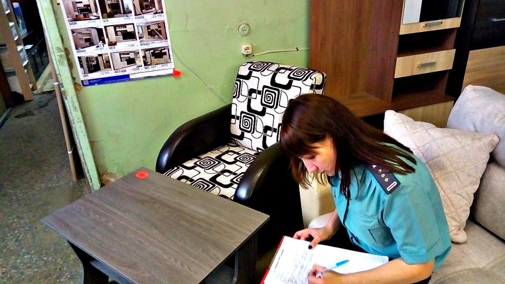 В Ярославле индивидуальный предприниматель лишился товара из-за долга за ЖКУ в 400 тысяч