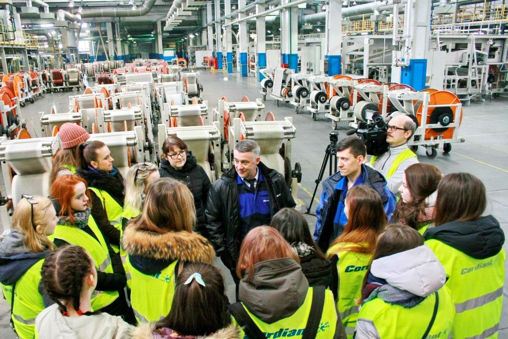 Ярославские учащиеся смогут посетить ведущие ярославские предприятия