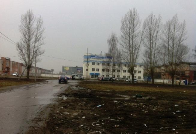 На пустыре в Ярославле обнаружили мешки с копытами животных
