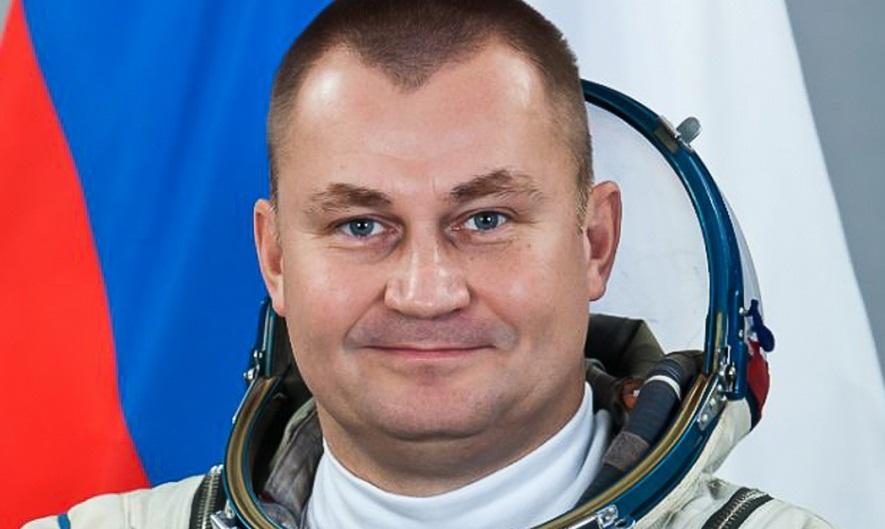 Алексей Овчинин передал привет с орбиты – видео