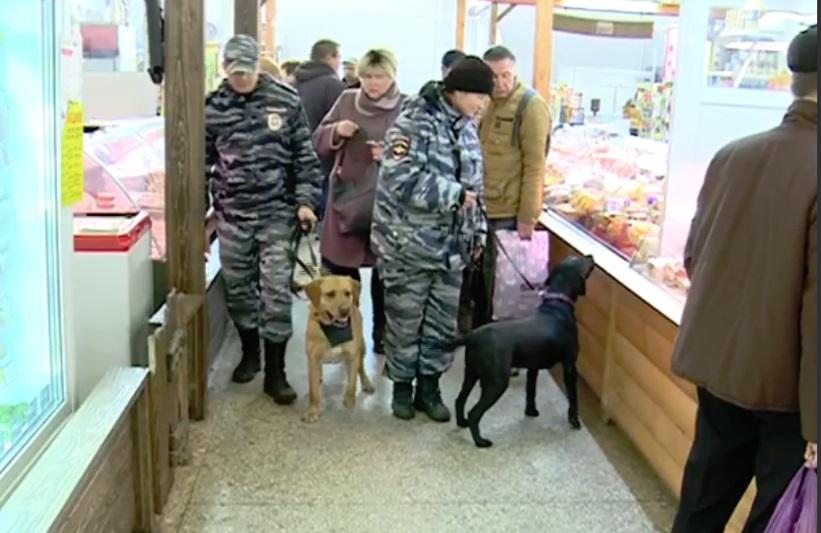 На рынке в Ярославле ловили нелегальных мигрантов