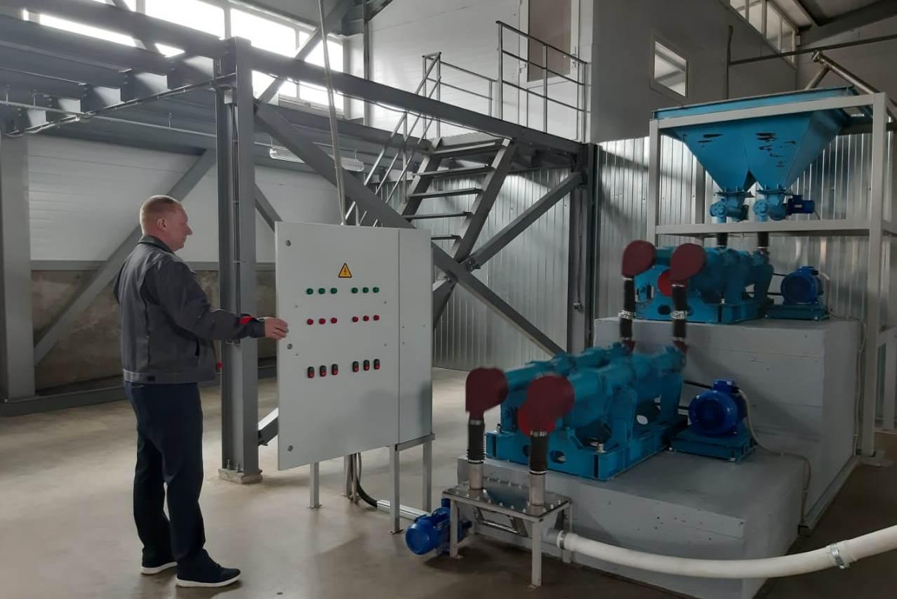 В Ярославской области запущено производство кормов для аквакультуры