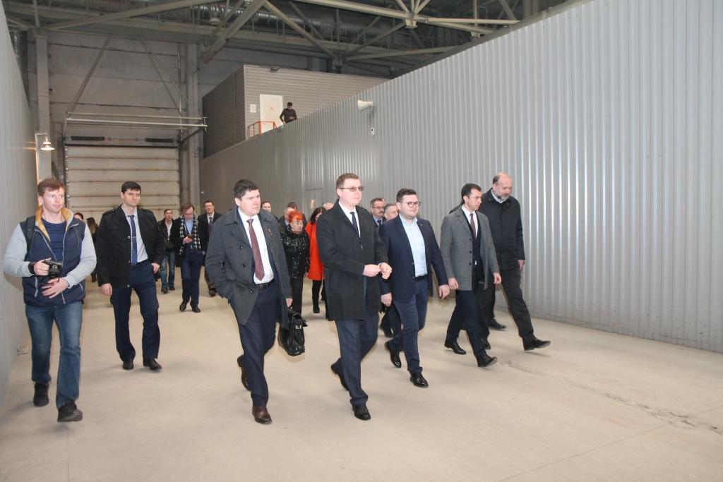 В промпарке в Ярославской области построят корпус для размещения небольших производств