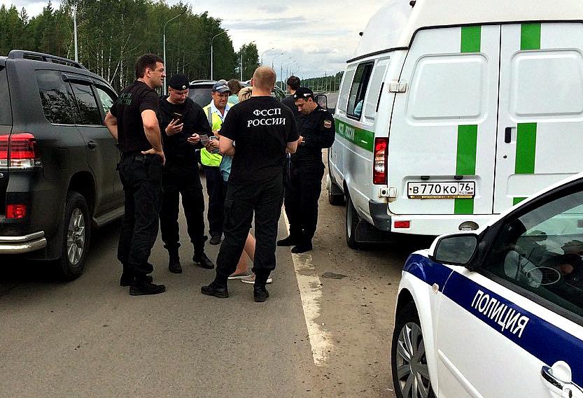 В Ярославской области владелец Infinity за раз оплатил 186 штрафов ГИБДД