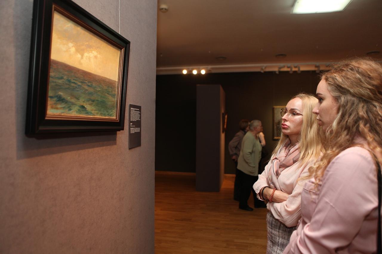 Открылась выставка, посвященная столетию Ярославского художественного музея