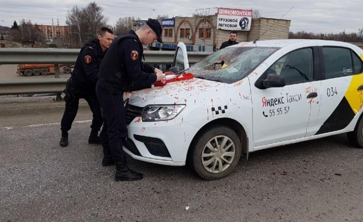 Жестокое нападение на таксиста: злоумышленник может быть психически нездоров