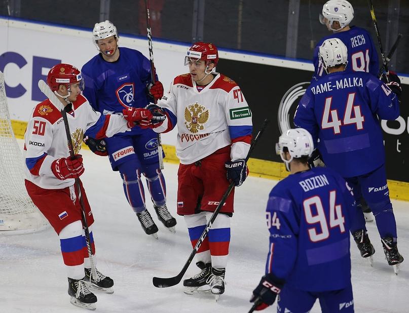 Игроки «Локомотива» помогли сборной России дважды обыграть Францию