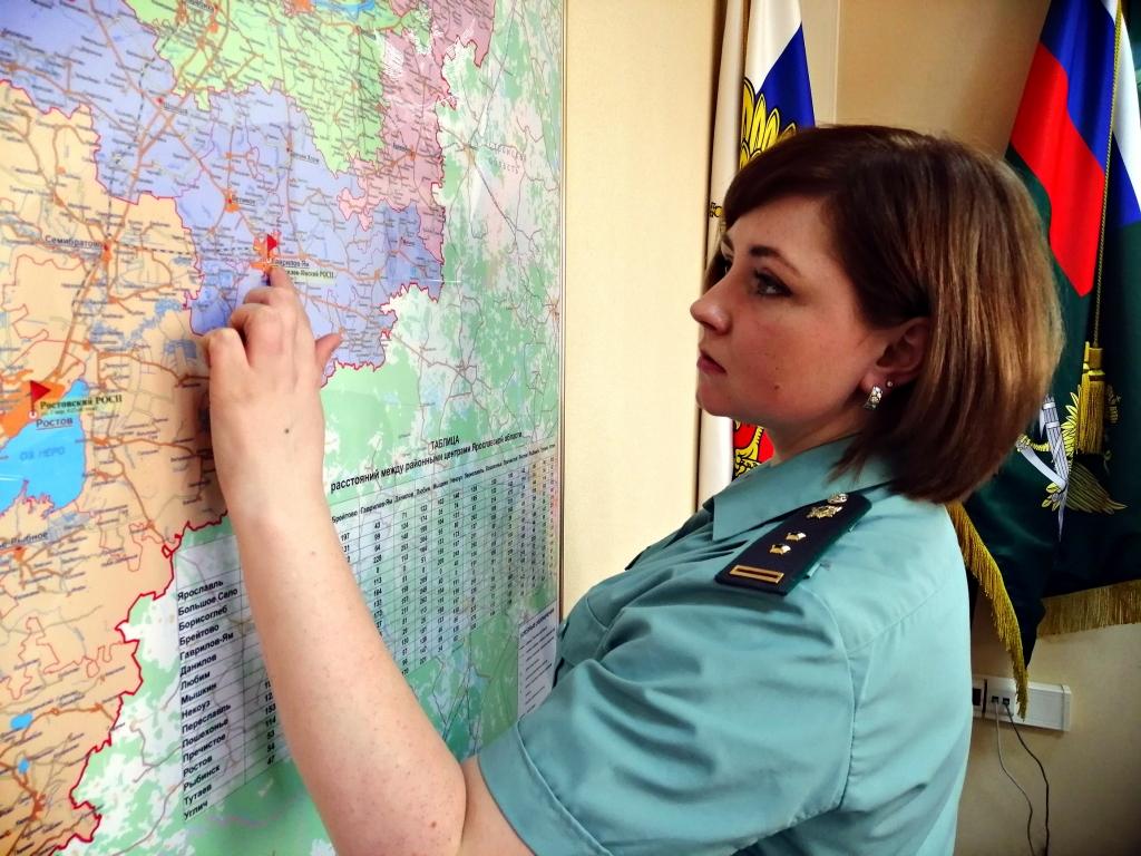 Жителя Ярославской области не пускали в командировку за границу за долг в 245 тысяч рублей