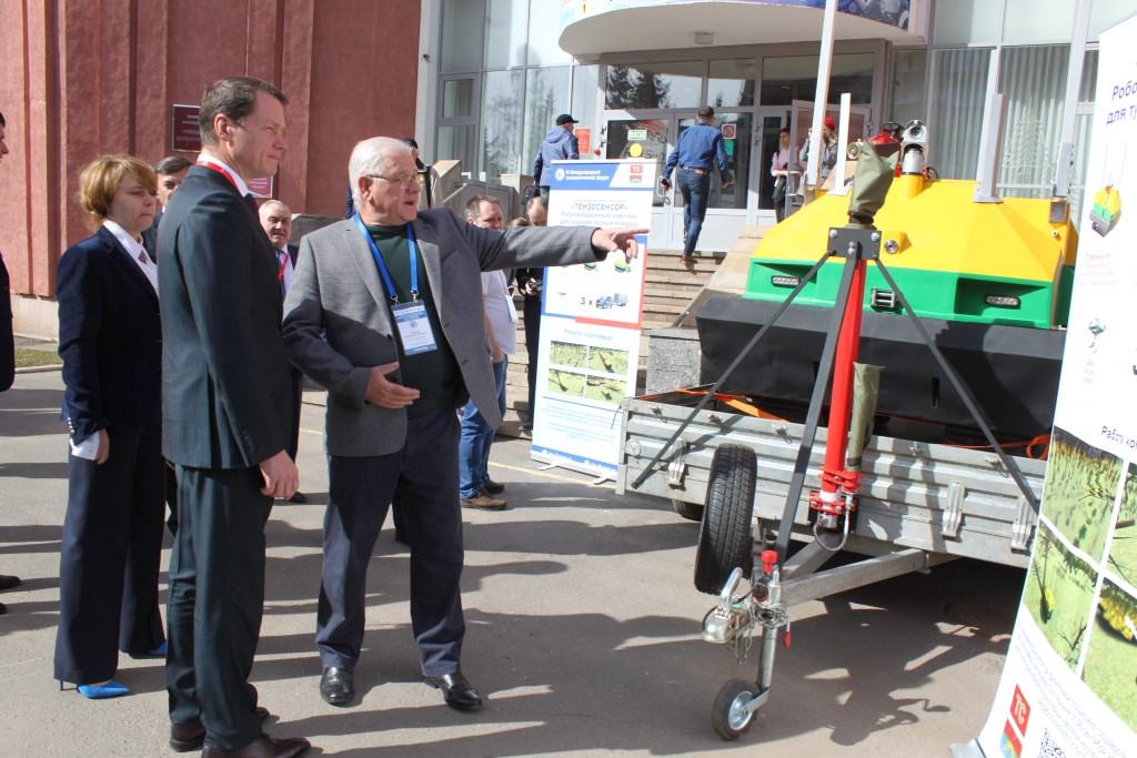 В Рыбинске в международном форуме принимают участие 1300 человек из девяти стран