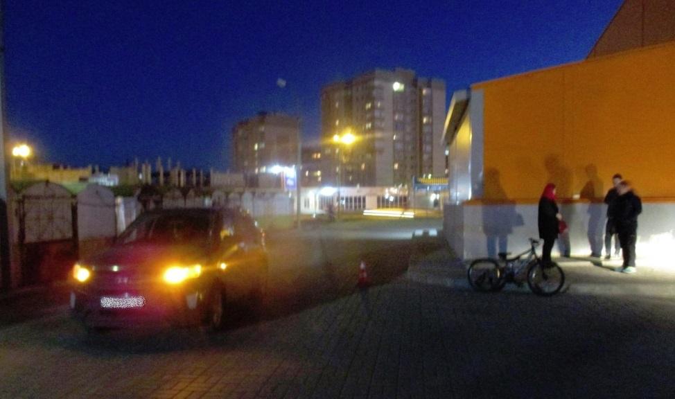 В Ярославле в ДТП пострадал подросток-велосипедист