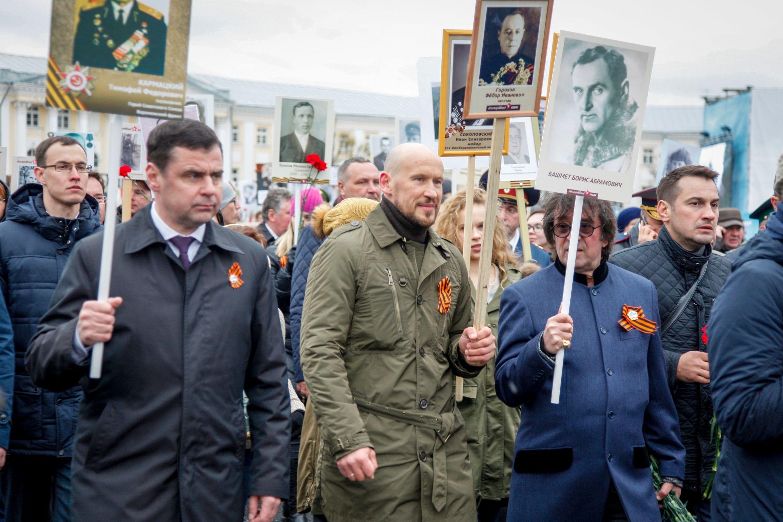 В Ярославле в День Победы вновь пройдет «Бессмертный полк»