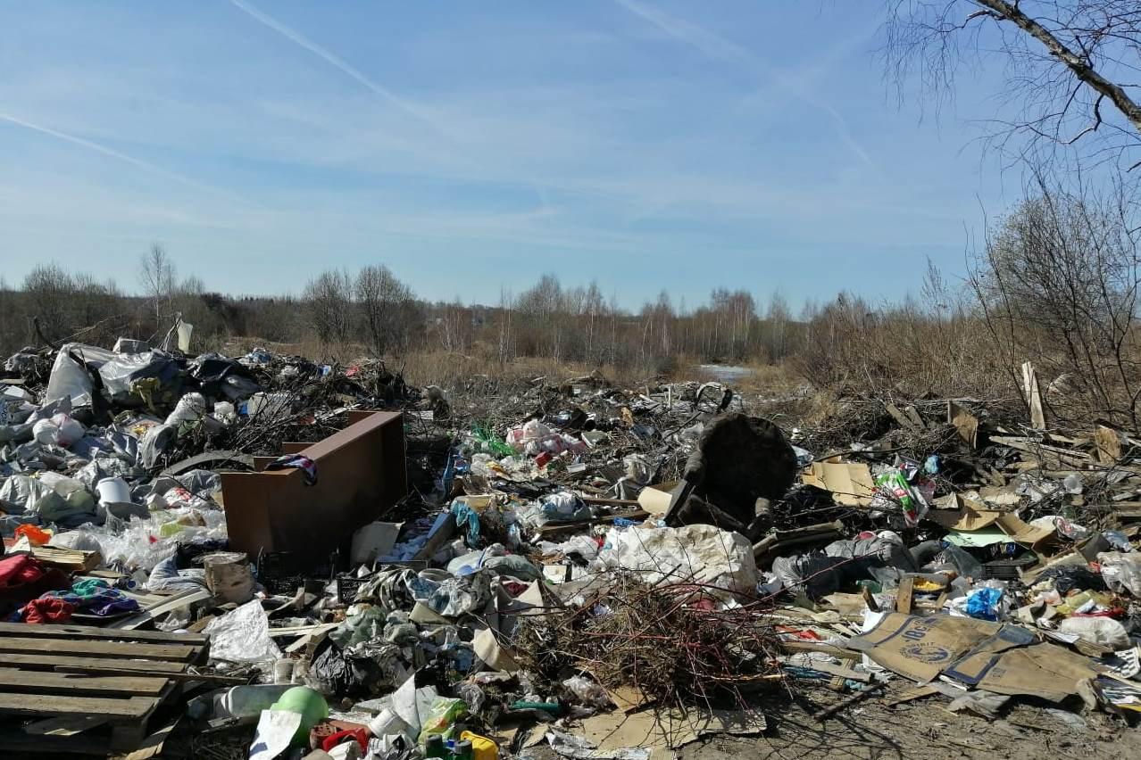 В Ярославской области начались рейды по выявлению несанкционированных свалок