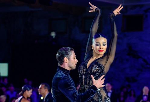 Ярославец завоевал титул вице-чемпиона Европы в латиноамериканских танцах