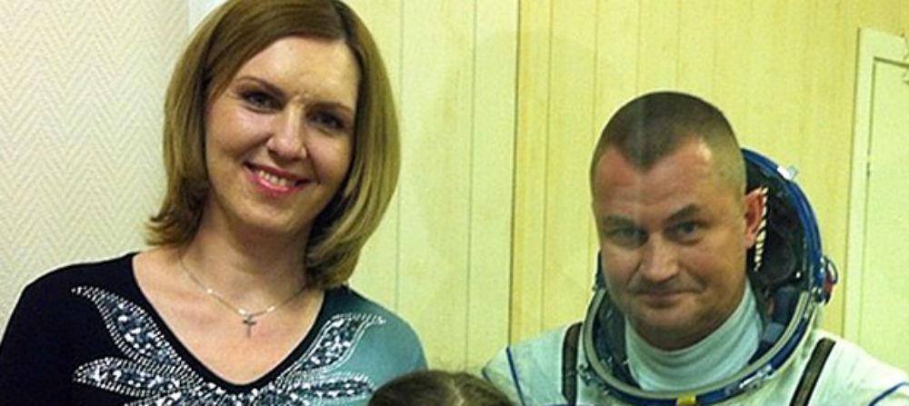 «Перед полётом проплакала три дня»: жена космонавта Алексея Овчинина – о любви между небом и Землёй