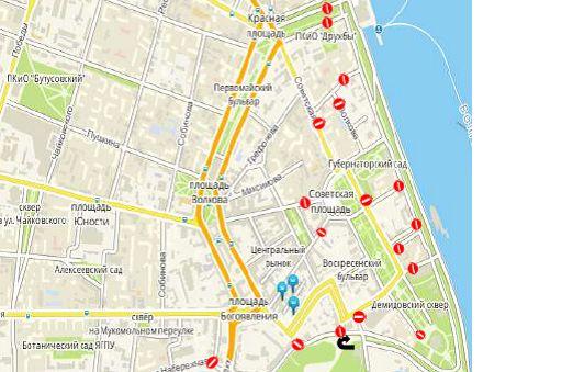 В Ярославле велосипедисты перекроют центр города