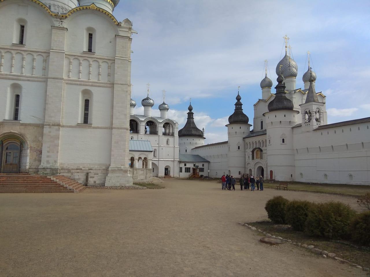В Международный день памятников и исторических мест в 5 городах региона прошли бесплатные экскурсии для всех желающих