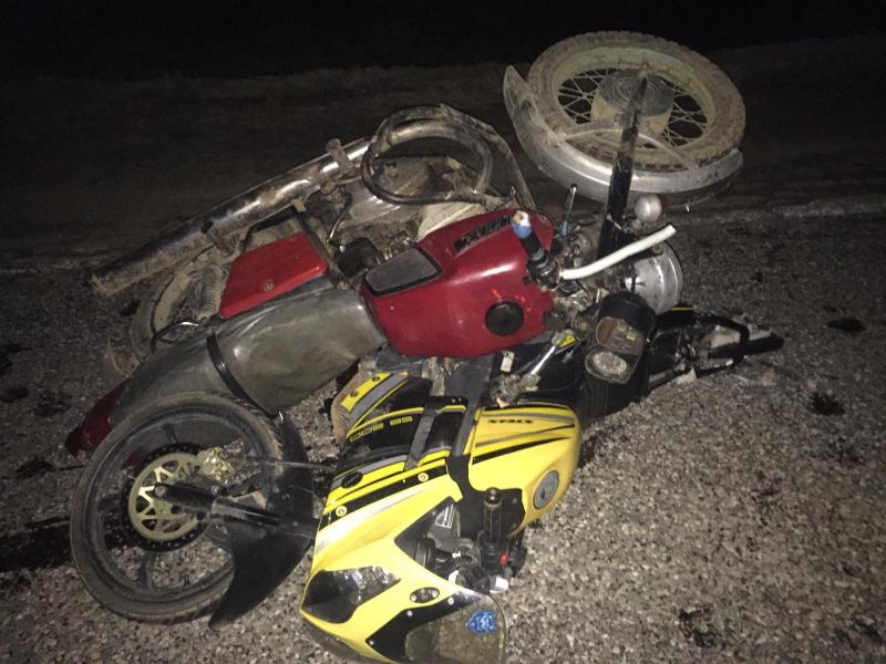 В Ярославской области столкнулись два мотоцикла: погиб 18-летний парень
